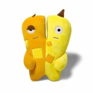 Zeedog Plush Toy - Jimmy & Joe