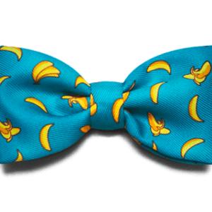 Zeedog Bow Tie - Banana Shake