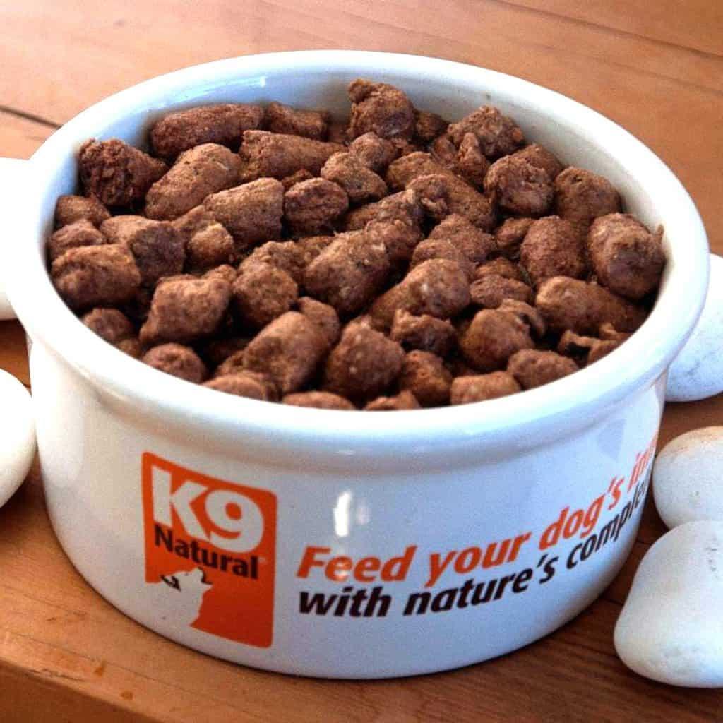 K Natural Raw Dog Food