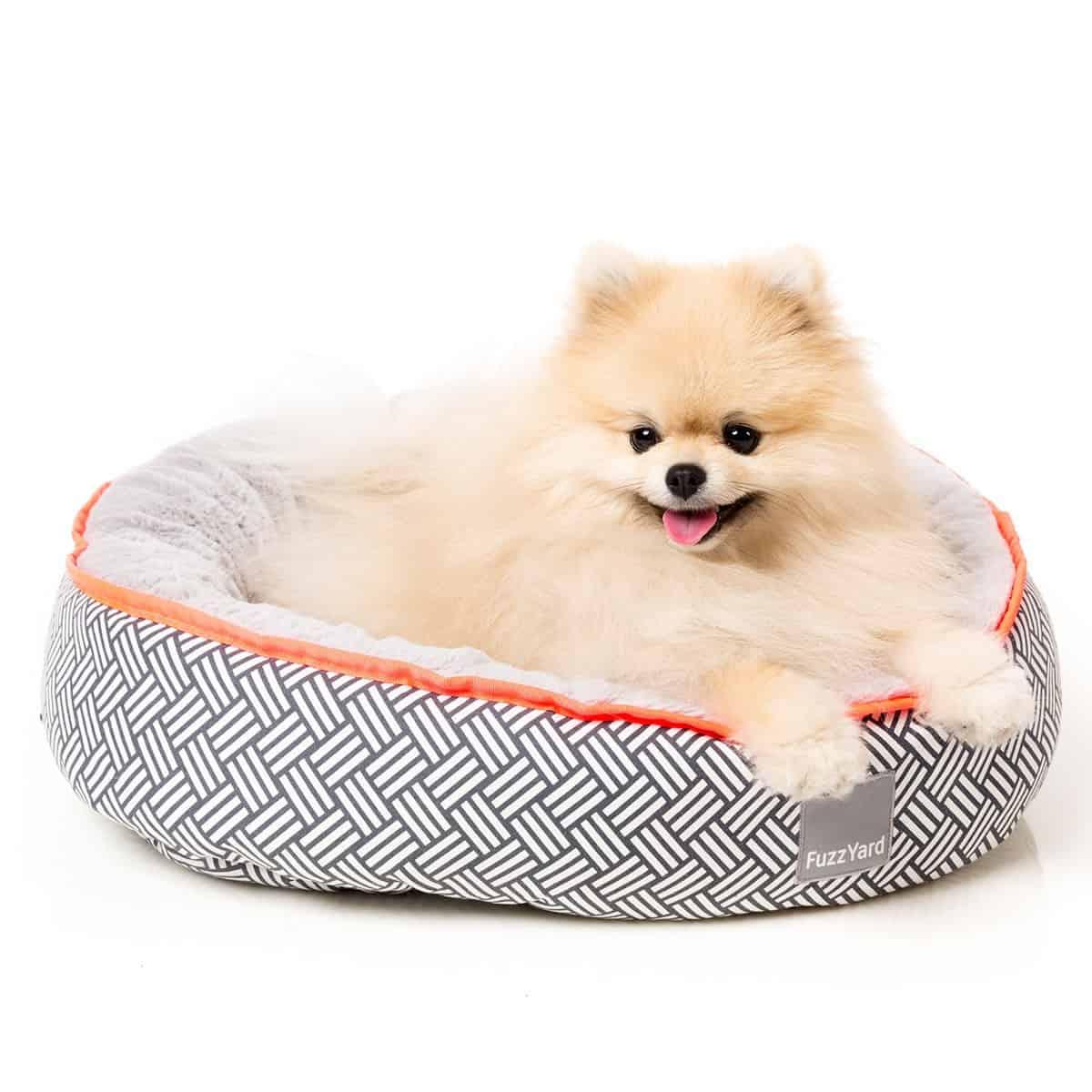 Fuzzyard Reversible Bed - Michelin