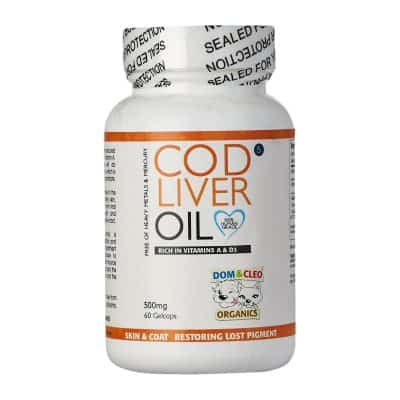 Dom & Cleo Cod Liver Oil