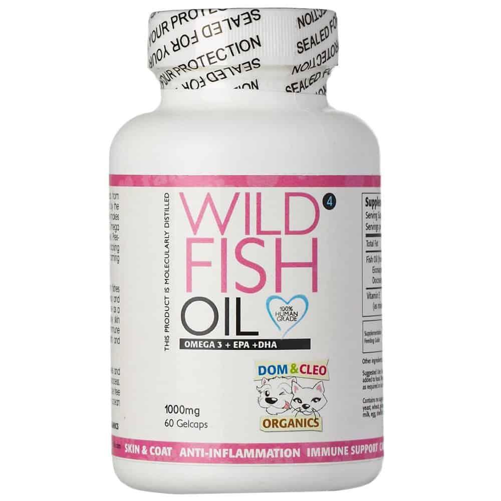 Dom & Cleo Wild Fish Oil