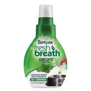 Tropiclean - Fresh Breath Drops