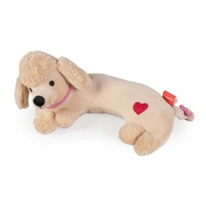 Doggy Man Dog Toy Good Sleep Pillow - Poodle