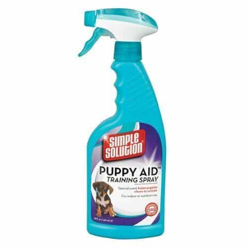 Simple Solution - Puppy Aid Training Spray