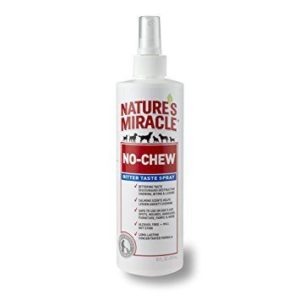 Nature's Miracle - No-Chew Bitter Taste Spray