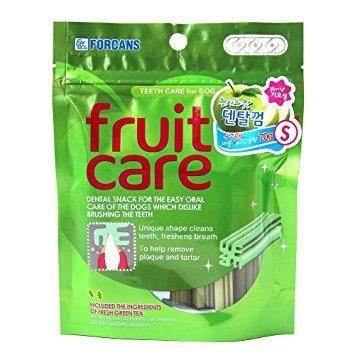 Forcans Fruit Care Dental Snack