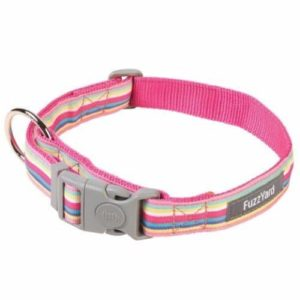Fuzzyard Collar - Cotton Candy