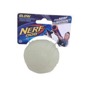 Nerf Dog - Tennis Blaster Glow Ball