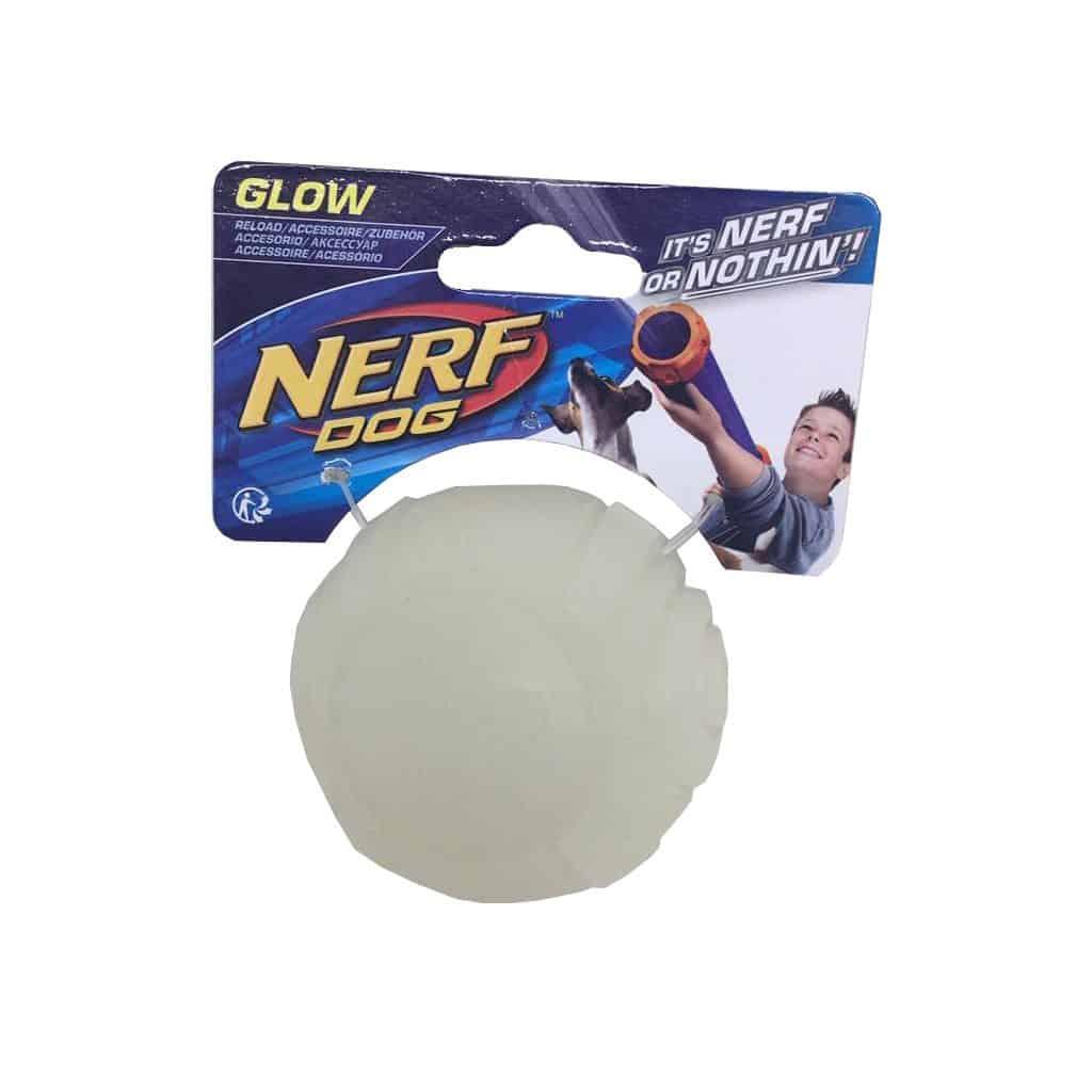 Nerf Dog - Tennis Blaster Glow Ball
