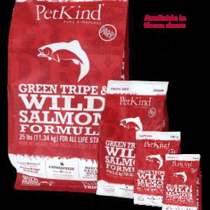 Pet Kind - Green Tripe & Wild Salmon