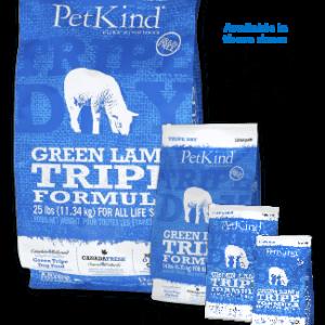 Pet Kind - Green Lamb Tripe Dry