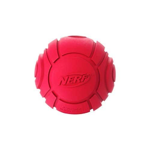 Nerf Dog - Retriever Rubber Curve Ball