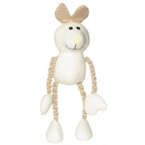Dogit Natural Canvas & Cotton Toy - Rabbit