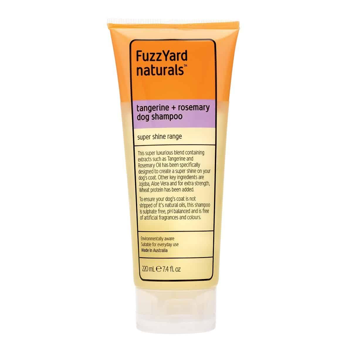 Fuzzyard Naturals - Super Shine Range Shampoo