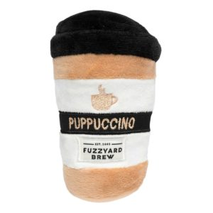 Fuzzyard - Puppuccino Coffee Plush Toy