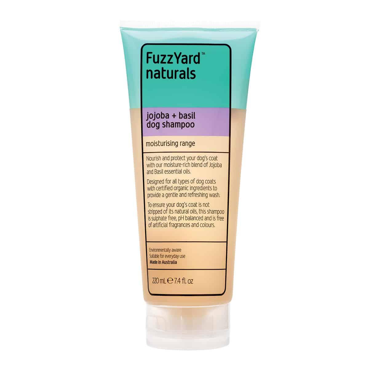Fuzzyard Naturals - Moisturising Shampoo