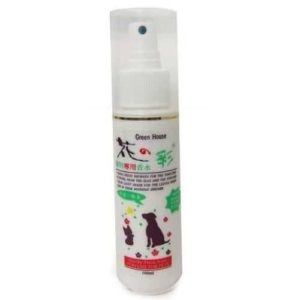 Green House Pet Spray
