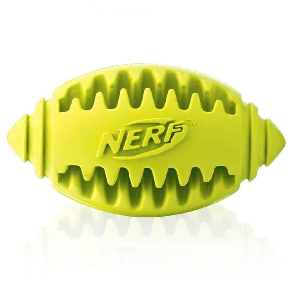 Nerf Dog - Teether Football Small
