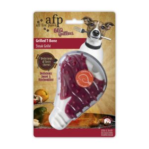 All For Paws - Grilled T Bone Toy