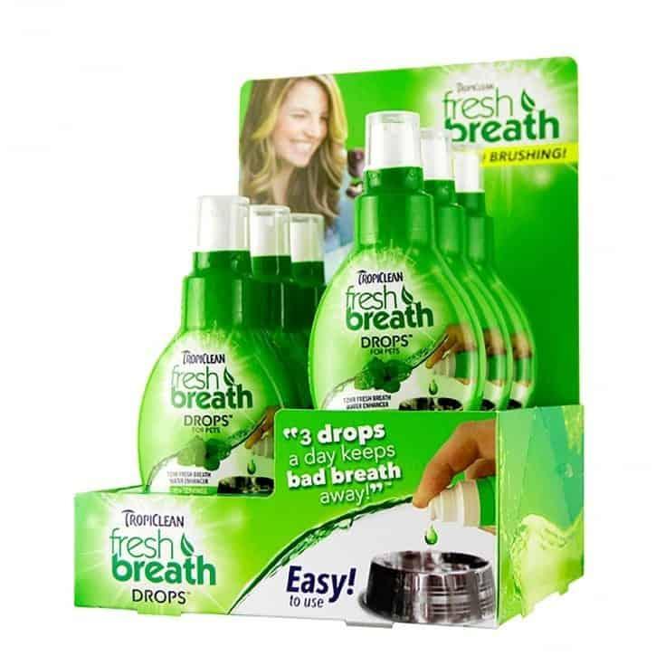 Tropiclean - Fresh Breath Drops