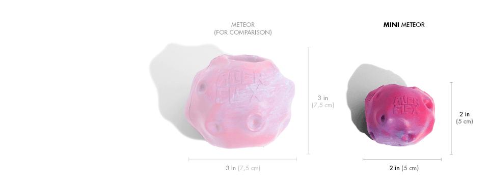 Zeedog Alien Flex Toy - The Mini Meteor