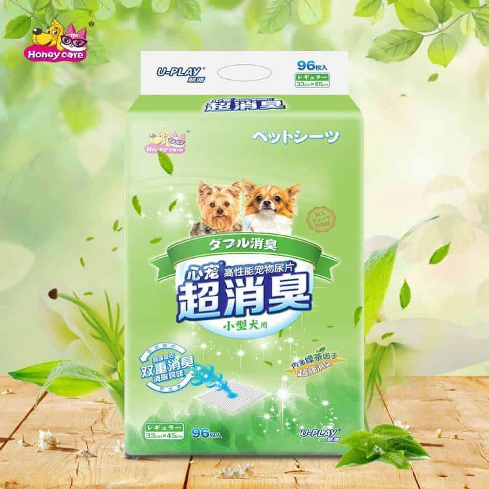 Honey Care U-Play - Green Tea Pee Pad
