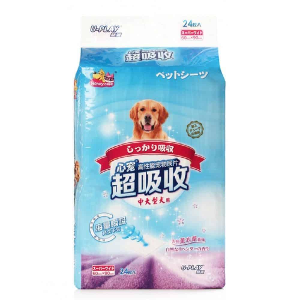 Honey Care U-Play - Lavender Pee Pad