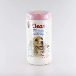 Dogit Clean Ear Wipes
