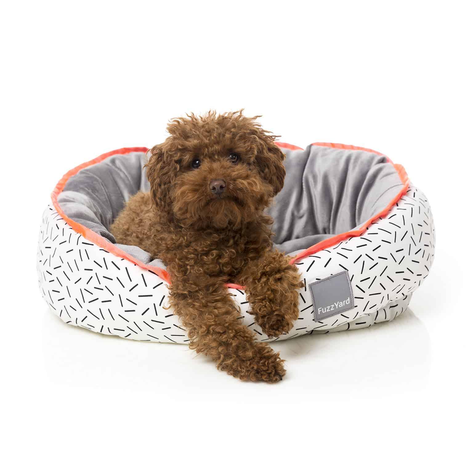 Fuzzyard Reversible Bed - Hustle