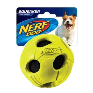 Nerf Dog - Wrapped Bash Tennis Ball