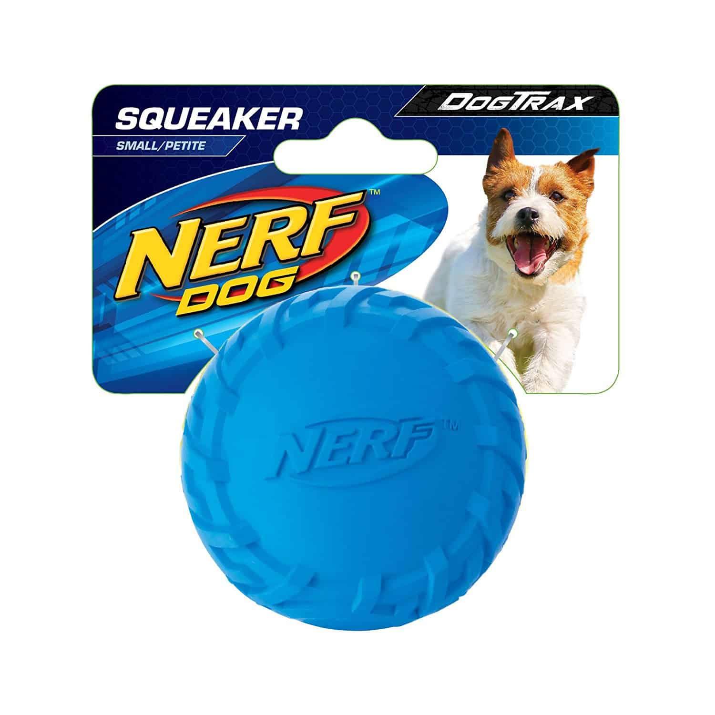 Nerf Dog - Tire Squeak Ball