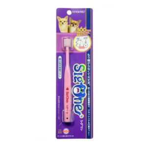 VIVATEC - SigOne 360 Toothbrush for Small Dogs