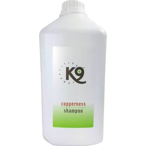 K9 Competition - Copperness Shampoo 2.7L