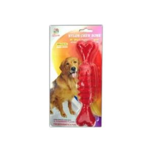 Percell Nylon Chew Soft Bone Strawberry Flavor