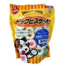 Marukan Vegetable Cookies Dog Treat