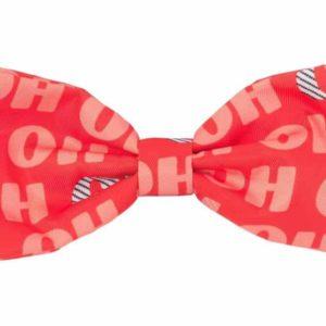 Fuzzyard Christmas Edition Bow Tie - Hoho