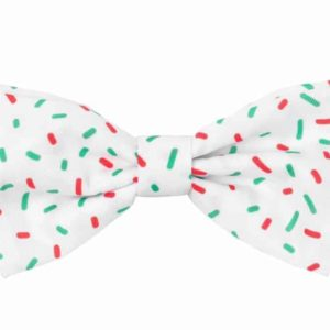 Fuzzyard Christmas Edition Bow Tie - Speckle