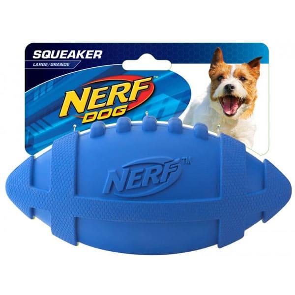 Nerf Dog - Squeaker Football Large