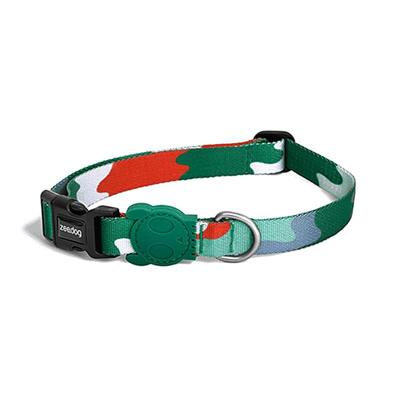 Zeedog Collar - Camo
