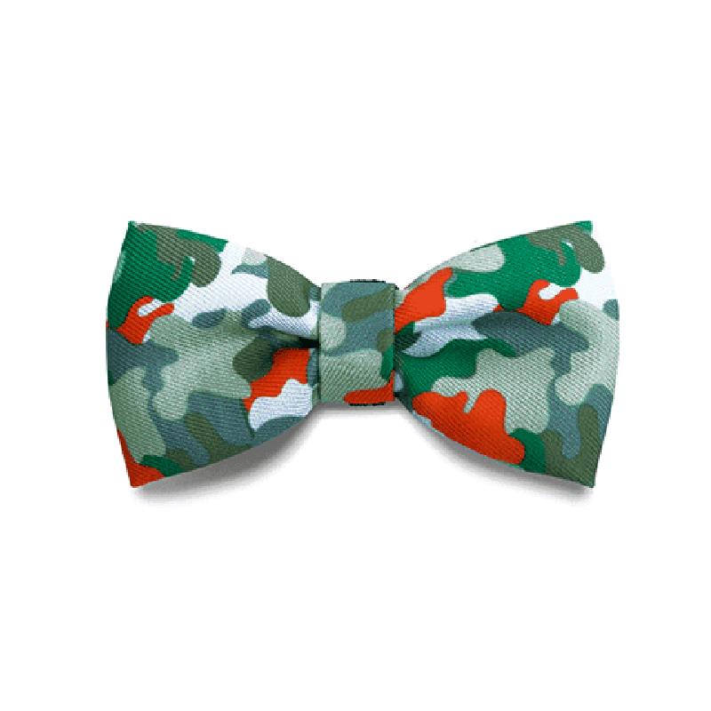 Zeedog Bow Tie - Camo