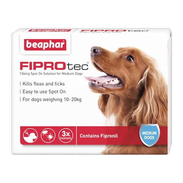 Beaphar - FIPROtec 10-20kg