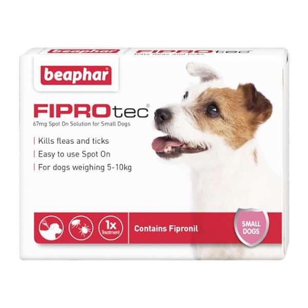 Beaphar - FIPROtec 2-10kg